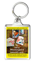 TO KILL A MOCKINGBIRD 1962 KEYRING LLAVERO