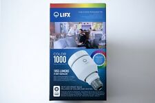 Lifx Colour 1000 11W B22 LED Light Bulb - Pearl White