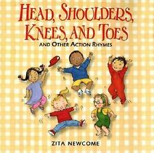 Head, Shoulders, Knees, and Toes: And Other Action Rhymes-ExLibrary