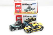 Takara Tomy Dream Tomica Transformer Bumblebee Nemesis Prime Diecast Toy Car SET