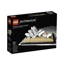 NUOVO SIGILLATO LEGO ARCHITECTURE Sydney Opera House 21012 spedizione rapida