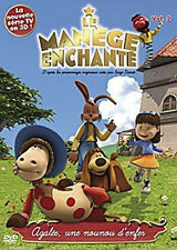 28717 // LE MANEGE ENCHANTE VOLUME 2 AZALEE UNE NOUNOU D'ENFER DVD NEUF