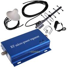 CDMA 850MHz Cell Phone Signal Repeater Booster Amplifier + Yagi Antenna Kit LS4G