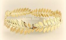 Crown Gold Athena Leaf Leaves Olive Leafs Wreath Goddess head band