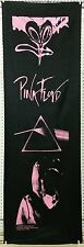 "VINTAGE PINK FLOYD DOOR BANNER FLAG POSTER 72"" X 22"" NYLON NOS NIKRY 1988 RARE"