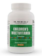 Dr. Mercola Premium Products Children's Chewable Multivitamin 60 tabs