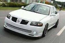 CFT Front Lip Nissan Sentra 2004-2006 fiberglass