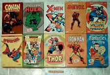 LOTTO 10 COFANETTI Marvel Collection/Saga Completi Usati (v. dettagli) OTTIMI