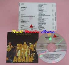 CD BEACH BOYS Do it again 1990 italy TRIANGLE PYCD 054(Xs8) lp mc dvd