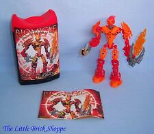 Lego Bionicle 8985 Glatorian Legends ACKAR - Boxed & complete with instructions