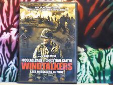 """DVD d'occasion en excellent état : Film : WINDTALKERS .. """"Les messagers du vent"""""""