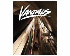 VANDALS BY NILS MULLER - TRAIN PHOTOGRAPHY - GRAFFITI ART BOOK