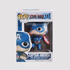 Funko POP! Iron Man 3 Black Widow Marvel Civil War Bobble Head Toy 4in