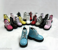 Mimi Collection MSD DOC 1/4 Bjd Obitsu 60cm Doll Boots High Hill Shoes BLUE