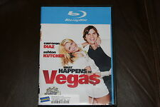 What Happens In Vegas- Blu Ray- Jackpot Edition Free Shipping