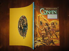 CONAN  MARVEL GRAPHIC NOVEL COMIC ART BEST COMICS N°13 MARZO 1993 DA EDICOLA