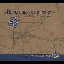 String Cheese Incident- 'On the Road'- Louisville, KY- 4/17/02- 3CD
