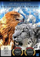DVD- AT THE EDGE- DIE TIERWELT AM HIMALAYA - NEU & OVP