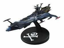 *NEW* Space Pirate Captain Harlock Arcadia Cosmo Fleet Special Mini Ship Replica
