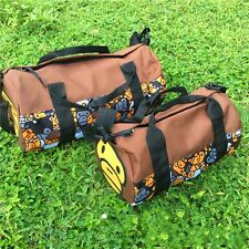 Popular A Bathing Ape Bape Tube Package Bape monkey Camo Hand Messenger Bag