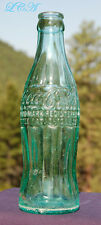 Scarce & ORIGINAL antique SIOUX FALLS S. D. hobble skirt Coca Cola COKE bottle!
