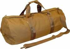 USMC Coyote Brown Trainers Duffle Bag 30x14 Made in USA 1000 D Cordura fabric