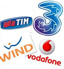 VODAFONE TIM 3 ITALY IPHONE 4/4S/5/5C/5S/6/6+/6S ALL IMEI FACTORY UNLOCK SERVICE