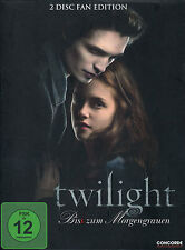 TWILIGHT - BISS ZUM MORGENGRAUEN / 2 DVD-SET (FAN EDITION)