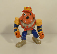 "1992 Commander Dogstar 4"" Hasbro Bucky O'Hare & Toad Wars Action Figure"
