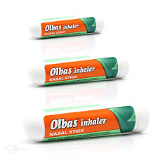 Olbas Inhaler Nasal Stick 695mg x3