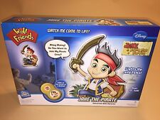 Wall Friends Jake and the Neverland Pirates Interactive Character Light New 13""