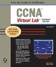 CCNA Virtual Lab, Platinum Edition (640-801) Sybex CD-ROM