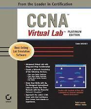 CCNA Virtual Lab, Platinum Edition (640-801) Sybex CD-ROM