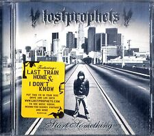 LOSTPROPHETS Start Something CD Near Mint