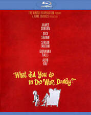 What Did You Do in the War, Daddy (Blu-ray Disc, 2015)