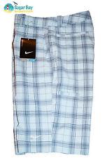 Nike Golf Nike Junior Plaid Shorts Unisexe Moyen âge 10-12 ans