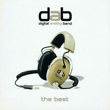 DAB - The Best - CD NEU OVP -  CAFE DEL MAR MUSIC CHILL OUT LOUNGE DOWNTEMPO