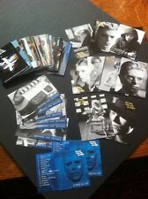 The Man Who Fell To Earth 54 + 9 insert Trading Card Set David Bowie Unstoppable