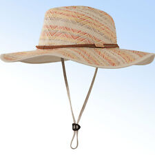 OUTDOOR RESEARCH Women's Maldives Paper Straw HAT - Khaki Multi - One Size