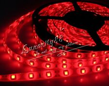 5M 3528 SMD 300LEDs RED Waterproof IP65 Flexible LED Strip Light For Home Garden