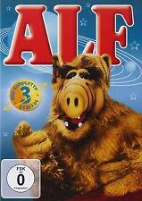 ALF - Complete Season Three Series 3 (1987) 4 DVD Boxset Max Wright R2 UK NEW