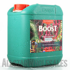 Canna Boost 5 Liter Bloom Enhancer 0-1-1 Hydroponic Nutrient CannaBoost