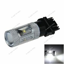 1X White 3156 3157 6 CREE XBD R3 SMD LED 30W Light Brake Bulb Lamp F009