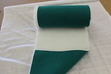 QUALITY VET BED ROLL WHITE PERFECT FOR WHELPING BOXES PUPS/DOGS - 300CM X 75CM
