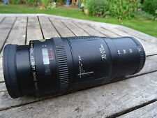 Canon EOS 70-210mm f4 costante EF AF Zoom Lens Mount in metallo