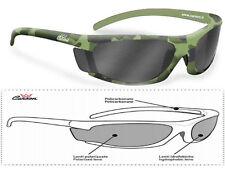 occhiali mimetici polarizzati pesca caccia tiro a volo lenti anti riflesso guida