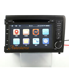Double Din Car GPS Navigation MP3 DVD Player Headunit for VOLVO S60 V70 XC70