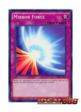 YUGIOH x 3 Mirror Force - LDK2-ENY35 - Common - 1st Edition Near Mint
