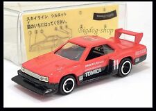 TOMICA 30TH NISSAN SKYLINE SILHOUETTE FORMULA 1/68 TOMY DIECAST CAR 65 RACING