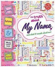 Klutz The Truth about My Name Craft Kit - Make your own Charms - NEW
